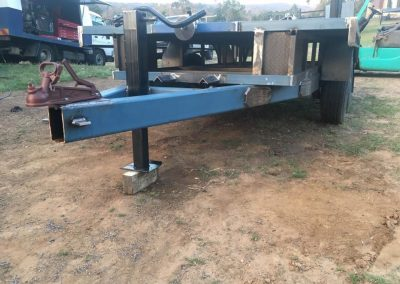 Trailer repairs and servicing